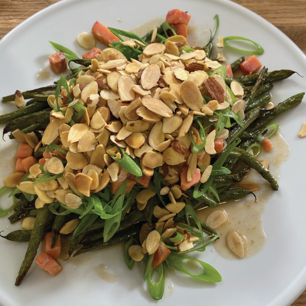 Lemon & Smoked Salmon Green Beans with The Shambles' Seamus Platt: Traditions Recipe + On-Demand Video