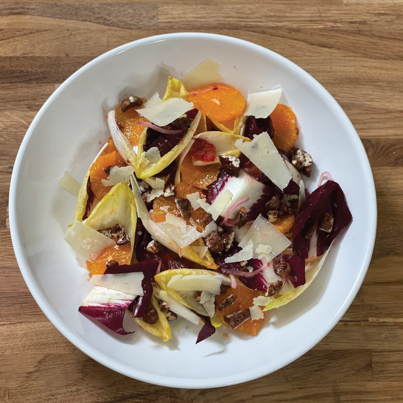 Winter Citrus Salad with Rupee Bar's Liz Kenyon: Traditions Recipe + On-Demand Video