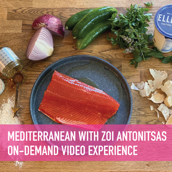 An Evening in the Mediterranean with Zoi Antonitsas On-Demand Experience