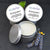 Natural Deodorant - Bergamot & Lavender - Zero Plastic - Vegan Friendly