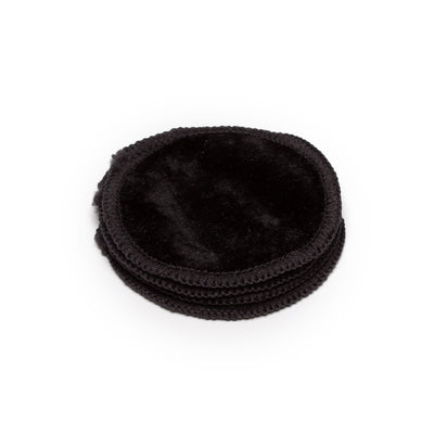 Velour Bamboo Cotton Reusable Make up Remover Pads