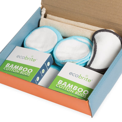 Reusable Make up Remover Cotton Pad Gift Set