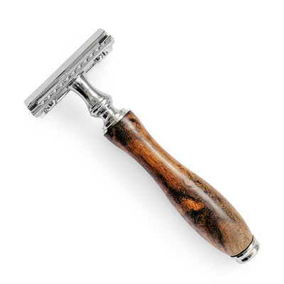 ecobrite Razor For Life - Safety Razor - includes 5 Blades