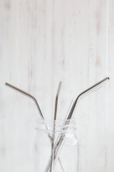 Reusable Straw Gift Set