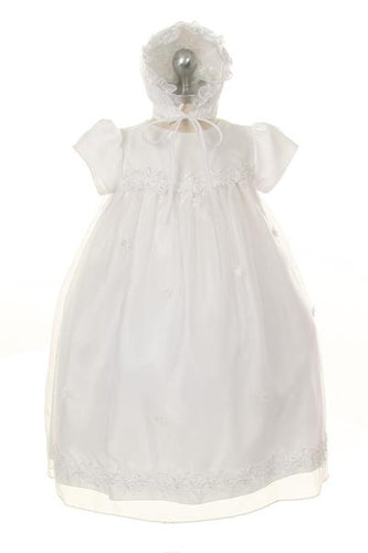 Style No. 236 - Organza Christening Dress