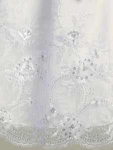 SP171 Embroidered organza