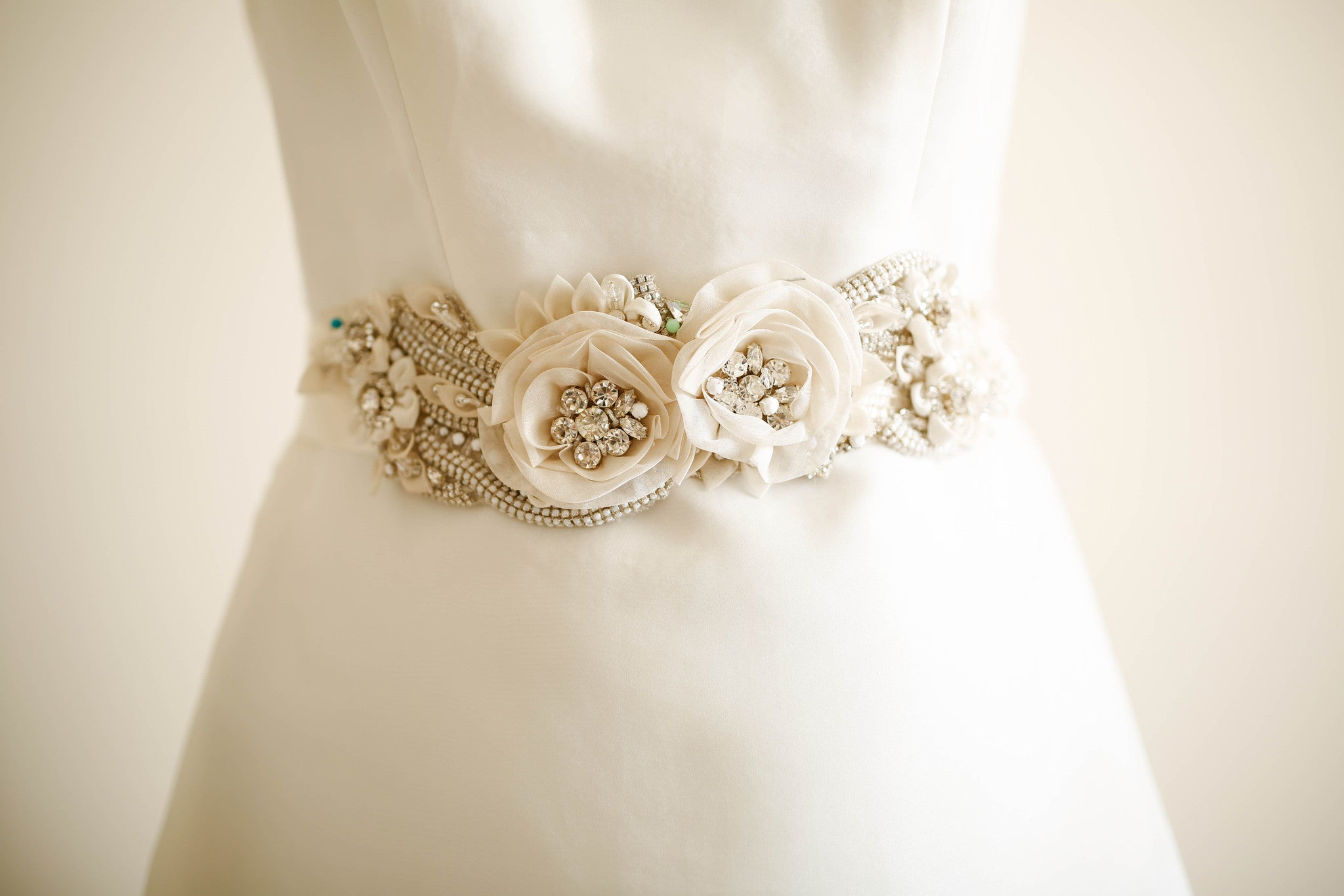Wholesale bridal belts and sashes s29 millieicaro boutique for Belts for wedding dress