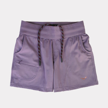 Terra Shorts in Amethyst Purple