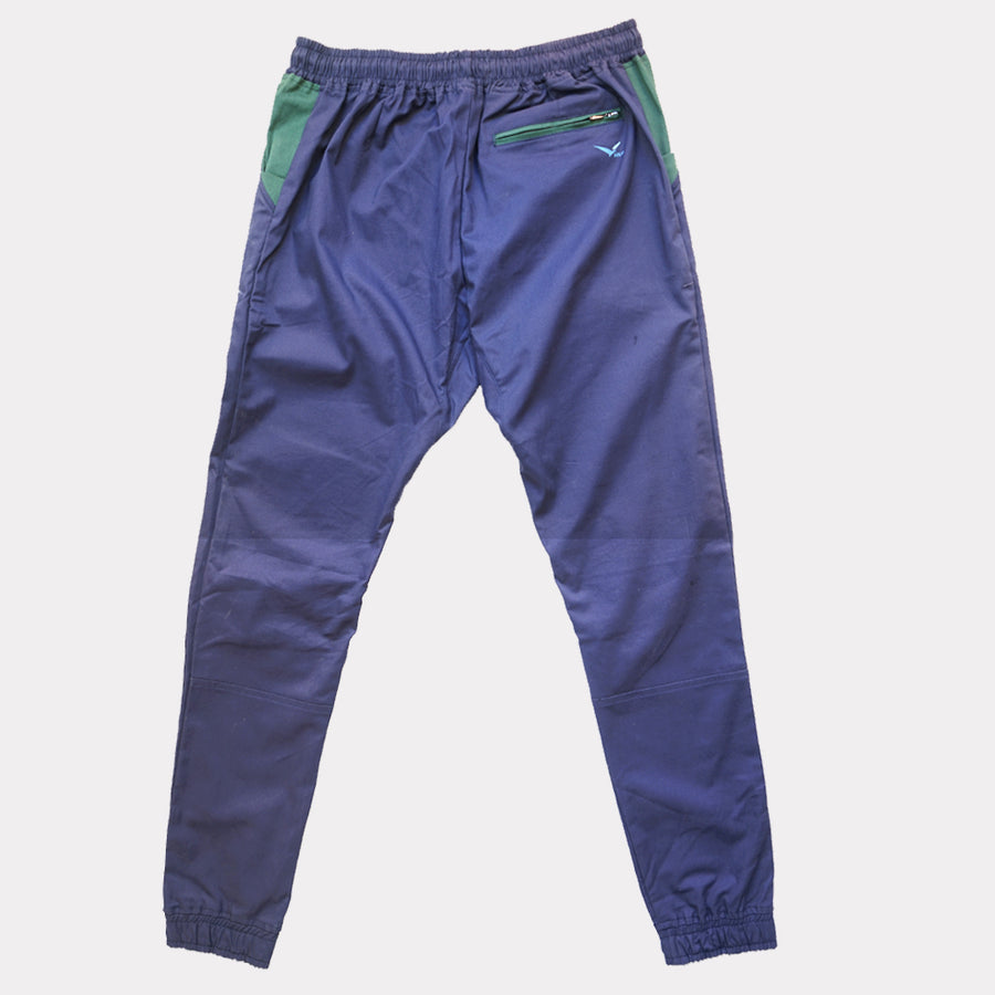 Earth Joggers in Jean Blue