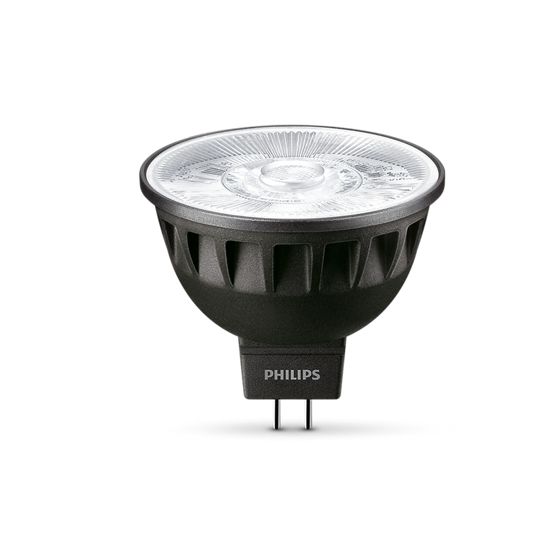 Philips LED MR16 6.5W, 35 Degree, 410 Lumens, 2700K - Dimmable