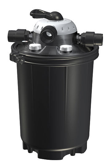 Clearguard Model 8 - Pressurized Filter up to 8000 GAL. Pond (WITH UV)