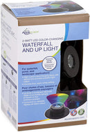 2-WATT LED COLOR-CHANGING WATERFALL AND UP-LIGHT
