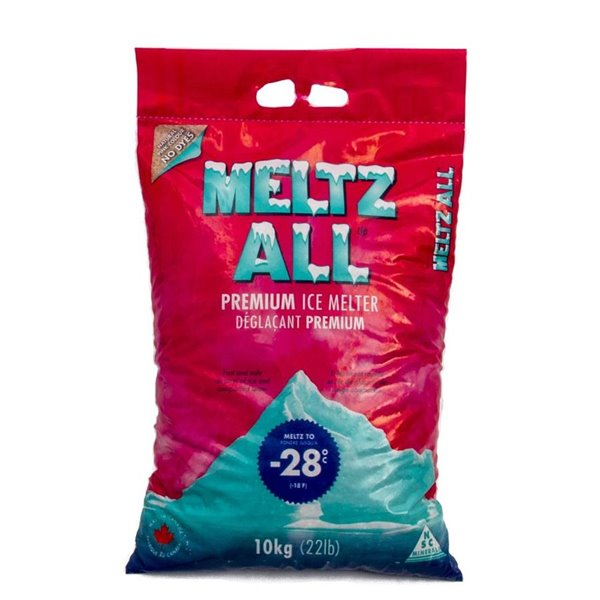 Meltz All Natural Multi-Mineral De Icer - 40lbs