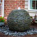 Aquascape Stacked Slate Sphere Fountain Kit