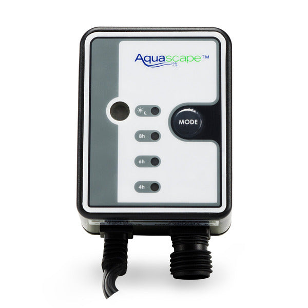 Aquascape 12V Digital Photocell & Timer