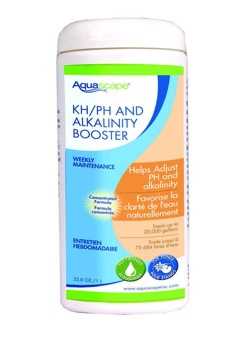 ALKALINITY BOOSTER WITH PHOSPHATE BINDER - 9LB / 4.08KG