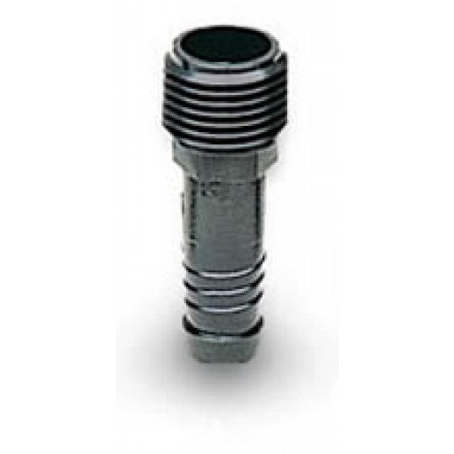 "1/2"" MALE NPT X 1/2"" BARB SWING JOINT MALE ADAPTER"