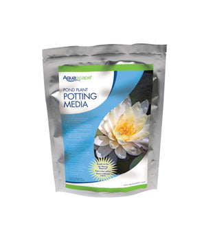POND PLANT POTTING MEDIA - 215 CUBIC INCHES/.0035 CUBIC METERS