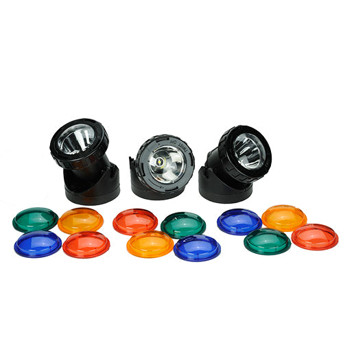 OASE LunaLed Pond & Landscape Lights Set 3