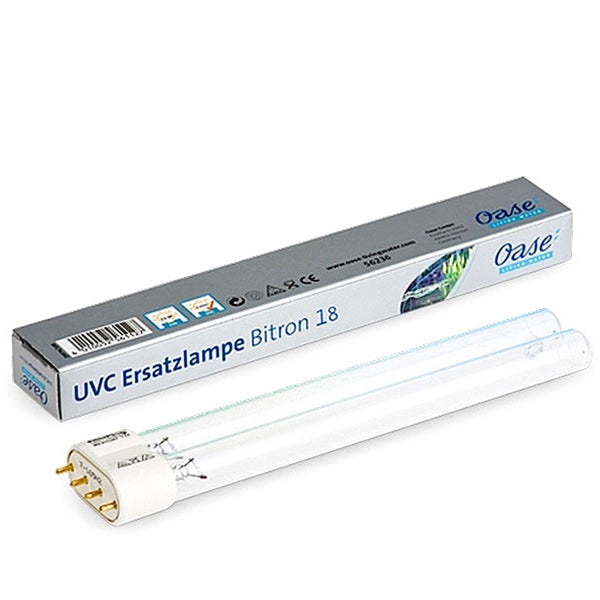 UVC lamp 18W - fits FiltoClear 3000 and Vitronic 18