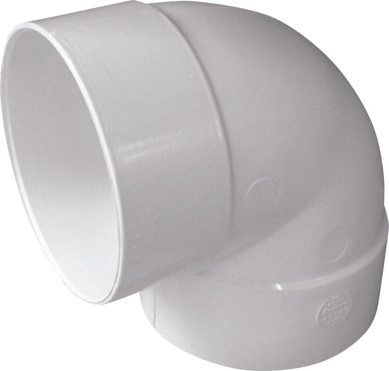 PVC Sewer Elbow 90 Degree