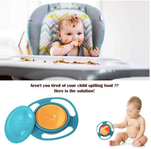 Load image into Gallery viewer, Baby 360° Anti Spill Bowl (Buy 1 Get 1 Free)