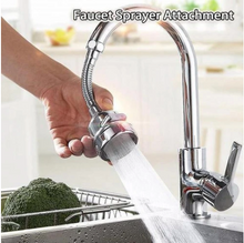 Load image into Gallery viewer, Faucet Pressure Sprayer Attachment