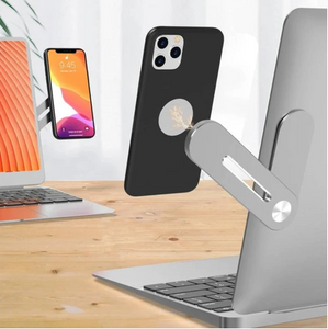 Stylish Magnet Fit Laptop-Smartphone Holder