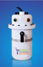 Load image into Gallery viewer, INSTANT PORTABLE WATER HEATER/GEYSER