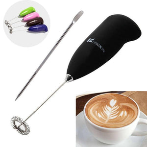 Froth Whisker Latter Maker For Milk, Coffee, Egg Beater