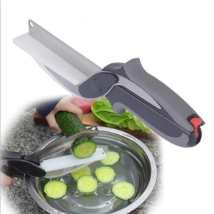 MULTI FUNCTION CLEVER CUTTER AND CHOPPER