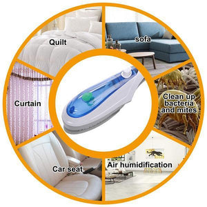 Portable Handheld Steam Iron Set