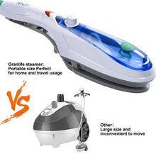 Load image into Gallery viewer, Portable Handheld Steam Iron Set