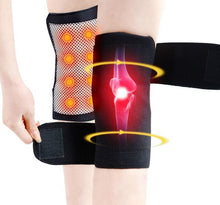 Load image into Gallery viewer, Tourmaline Self-Heating Knee Pads (BUY 1 GET 1)
