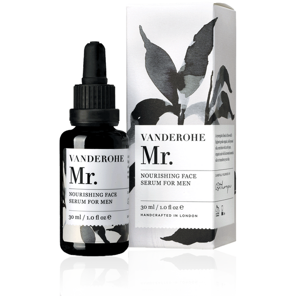 Nourishing Face Serum For Men