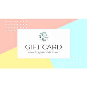 Shop Brighter Sides e-Gift Card