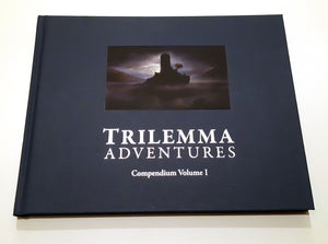 Trilemma Adventures Compendium I : Limited Edition
