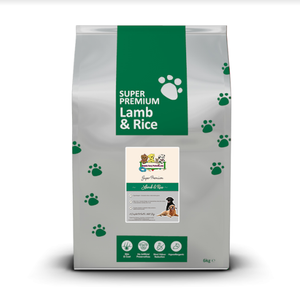 Super Premium Adult Lamb & Rice PT/NL | 6KG - 12KG