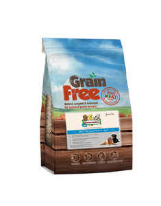Grain Free Pork, Sweet Potato & Apple GF/A5-BL | 6KG - 12KG