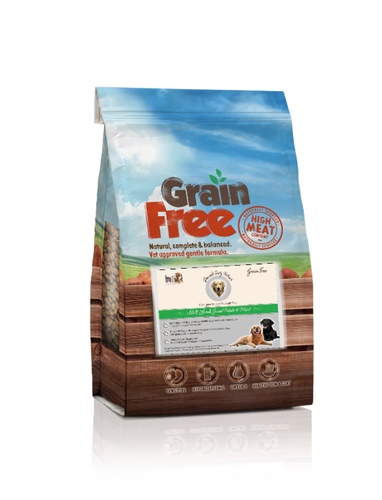 Grain Free Lamb, Sweet Potato & Mint GF/A5-BL for dogs| 6KG - 12KG