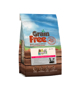 Grain Free Large Breed Turkey,Sweet Potato & Cranberry GF | 6KG - 12KG