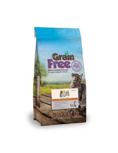 Grain Free Freshly Prepared Chicken for Kittens GF/BL | 7.5KG