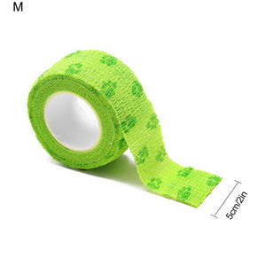 Pet dog Cat Self-adhesive Elastic Bandage