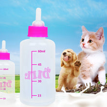 Load image into Gallery viewer, Three-piece Pet Bottle Set Mini Milk Feeder Pet Products