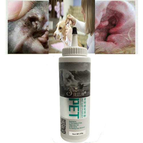 Ear Clean Powder For Pet Health Care