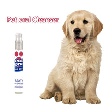 Load image into Gallery viewer, Teeth Clean Oral Spray Breath Mouth Cleaning Freshener