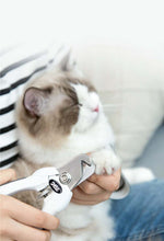 Load image into Gallery viewer, Stainless Steel Pet Nail Clippers Cat Safety Cut Adjustable