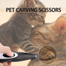 Load image into Gallery viewer, Mini Pet Foot Hair Clipper Trimmer Cats Products