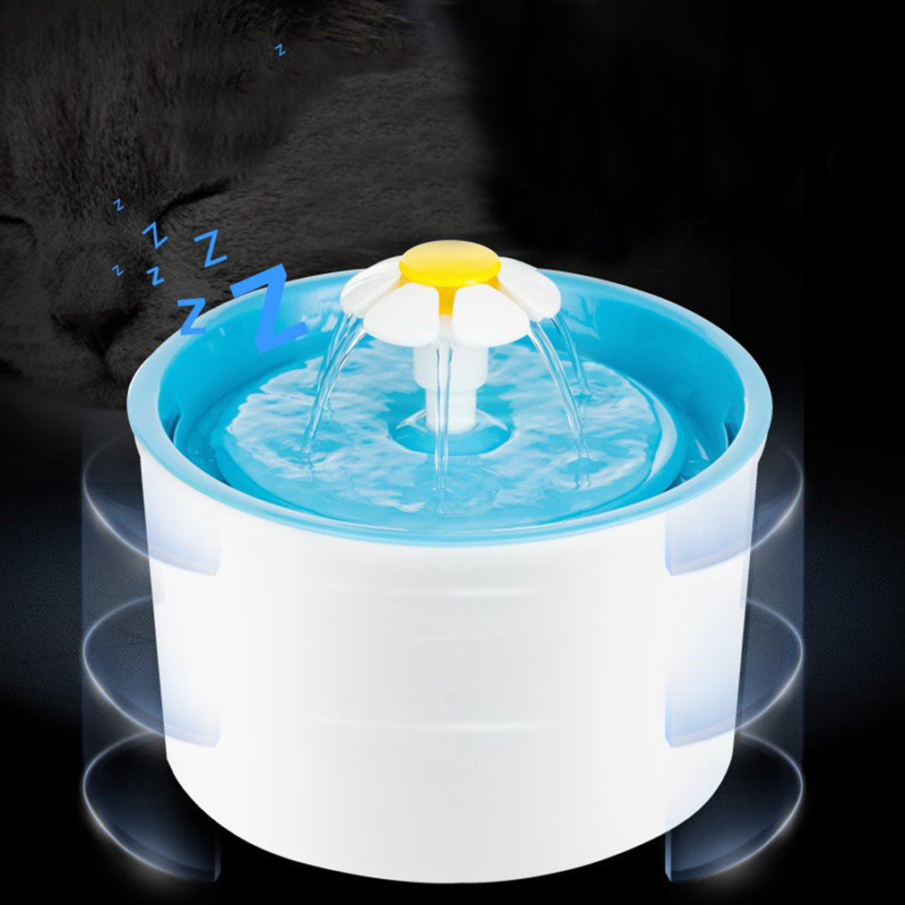 Water Purifier Automatic Circulation Feeding Water Fountain
