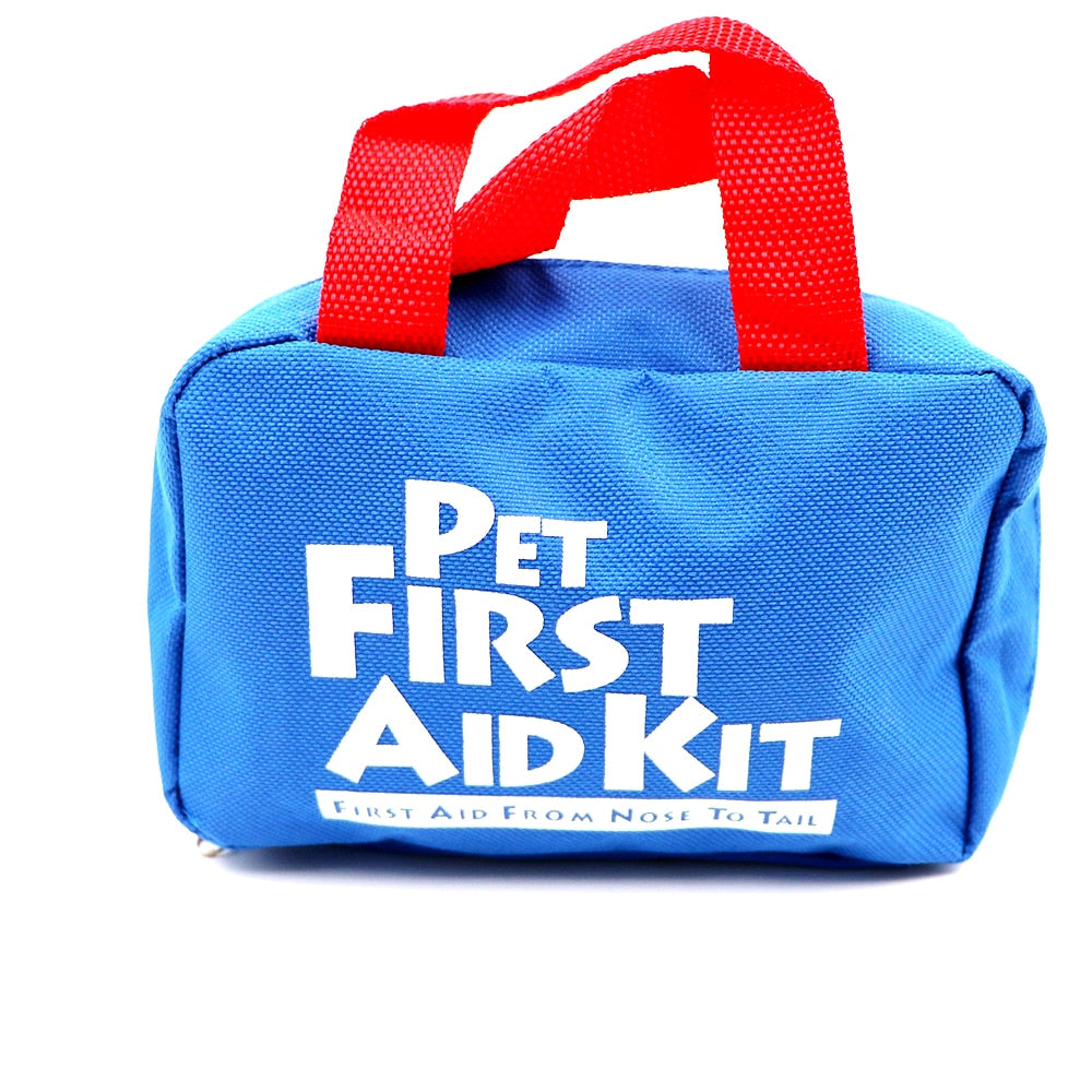 Empty Pets Essential First Aid Kit Medical Emergency Bag